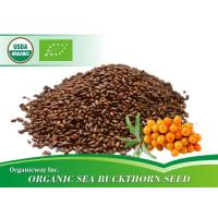 Buy cheap Organic sea buckthorn seed product