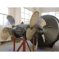 Buy cheap Lateral Azimuth Thruster with Contra-rotating Propellers product
