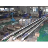 Buy cheap 316L 304 Stainless Steel/Forged Marine Propeller Shaft product