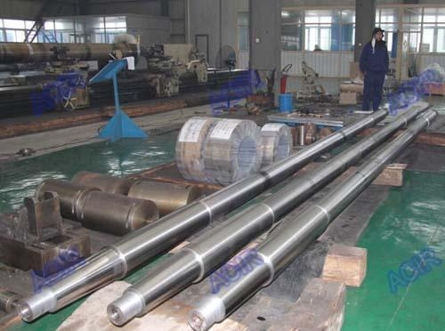 Quality 316L 304 Stainless Steel/Forged Marine Propeller Shaft for sale