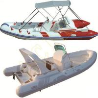 PVC Hypalon Inflatable Rib Rubber Boat
