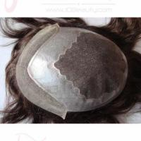 Buy cheap HAIR PIECES Mans Toupee Hair Piece 6 inch Leng from Wholesalers