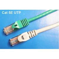 Buy cheap Crimping Tools Cat 5E Patch Cables product