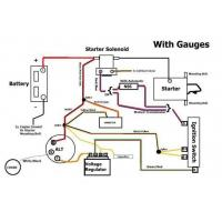 Buy cheap 1 Wire Alternator Wiring Diagram For Ammeter product