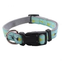 Buy cheap Bulk Dog Collar: Promotion Nylon Dog Collars With Jacquard Logo Supplies-qqpets product