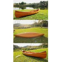 Buy cheap Canoe With Ribs 18' from wholesalers