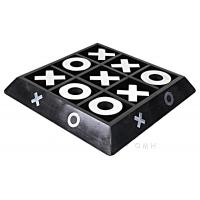 Buy cheap WOODEN/ ALUMINIUM ''X-O'' GAME BLK/NKL product
