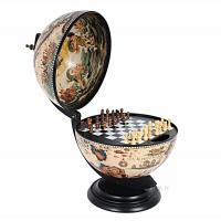 China White Globe 330 mm with chess holder on sale