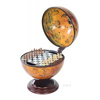 Buy cheap Red Globe 13 inches with Chess Holder from wholesalers
