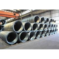 Buy cheap SAE1006/China low carbon steel Q195 Wire Rod in coils from Wholesalers