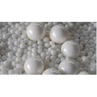 Buy cheap Mechanical seal High-purity zirconium beads (TZP zirconia beads) from Wholesalers