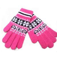 China SKG-006 Womens Knitted Wool Gloves on sale