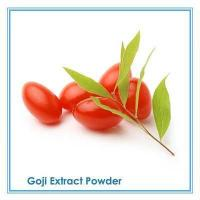 Buy cheap Top quality Water Soluble Polysaccharide 50% Goji Berry / Wolfberry Extract product