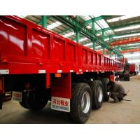 Buy cheap plate-type semitrailer from Wholesalers