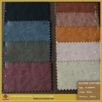 Buy cheap Colorful Fabric Leather Fabric Synthetic Leather for Shoe or Sofa product