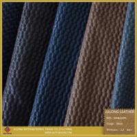 Buy cheap PU Artificial Net Design Shoes Leather product