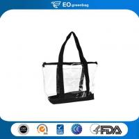 Buy cheap PVC Shopping Bag with Zipper product