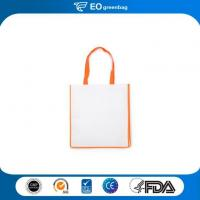 Buy cheap Nonwoven Shopping Bag with Tailor product