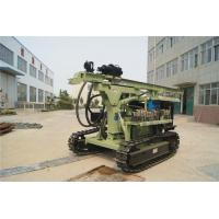 Buy cheap Crawler and Tractor Diesel Deep Rock Hole Drilling Rig product