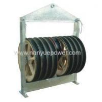 916mm Large Diameter Stringing Pulley Block