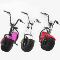 Buy cheap Green Power Electric Scooter Big Wheels with 60v12ah Lithium Battery product