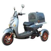 Buy cheap Full Electric Tricycle Bike For Sale from wholesalers