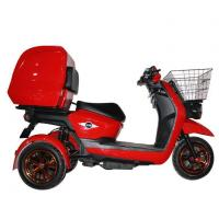Buy cheap Express Delivery Heavy Cargo Long Range Electric Tricycle Bike 3 Wheel product