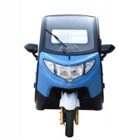 Buy cheap Adult 3 Wheel Mini Enclosed Electric Scooter Tricycle Car with Passenger Seat product