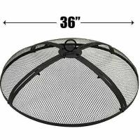Buy cheap 36 INCH FIRE SCREEN  FIRE PIT COVER  FIRE SCREEN PROTECTOR product