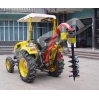 Post Hole Digger Tractor Implements