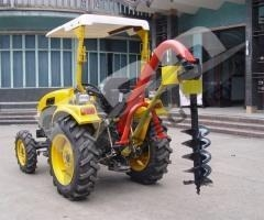 Quality Post Hole Digger Tractor Implements for sale