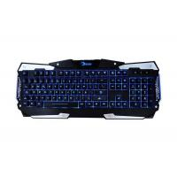 Buy cheap White / Black 104 Key Keyboard , Portable Mechanical Keyboard HS450 product
