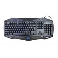 Buy cheap K400 Wired Gaming Computer Keyboard LED Light Adjustable With Letter Illumination product