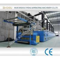 Buy cheap Good Quality Hot Air Stenter Setting Machine product