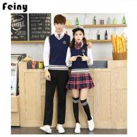 Buy cheap 3 In 1 Middle School Autumn Uniforms product
