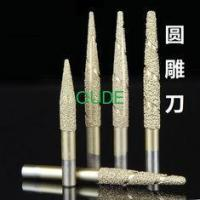 Buy cheap Silver Welding Taper Diamond Tool for CNC Router product