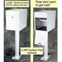 Buy cheap In Wall Mailboxes Mailbox SKU: LL3RR product