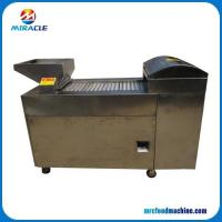 Buy cheap Multifunctional Pitted Fruits Fresh and Dry Palm Date Jujube Slicing Machine product