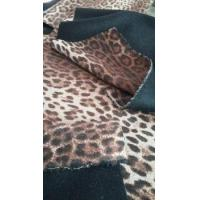 Buy cheap PRINT WOOLEN FABRIC product