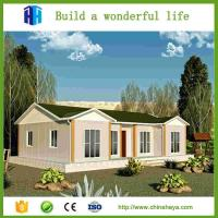 Buy cheap 2017 Superior quality wood prefabricated houses and villas design product