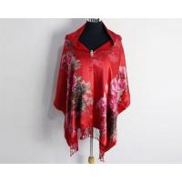 Buy cheap Women Winter Warm Silk Velvet Burnout Scarves and Shawl for Ladies from wholesalers