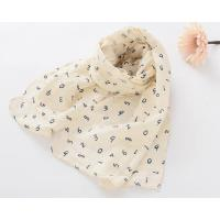 Buy cheap New Design Spring Long Warm Cotton Neckerchief and Head Scarf Kids product