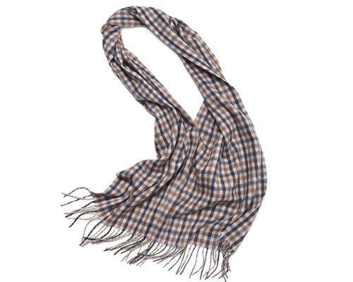 Quality Mens Pure Wool and Lambswool Long Scarf Warm Winter New Style Online Sales for sale