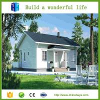 Buy cheap Low cost light steel frame well-designed pefab house for living product