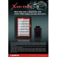 Buy cheap Launch X431 Pro3 2016 product