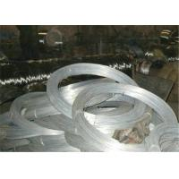 High Tensile Hot Dipped Galvanized Wire Galvanized Binding Wire For Construction