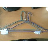 Galvanized Strong Steel Wire Shirt Hangers 16 And 18 Inches 1.8mm - 2.5mm
