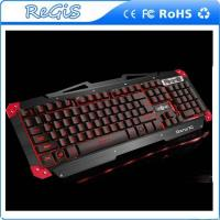 1600dpi LED Light Usb Wired Gaming Keyboard Mouse Set
