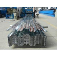 Structural Concrete Steel Decking Sheet for High Mansions