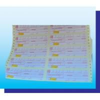 Self-adhesive labels Computer Punch Label